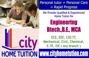 Engineering Home Tuitions in Hyderabad