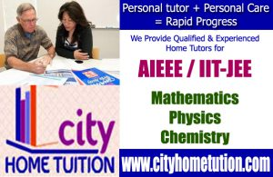 IIT-JEE Home Tuition