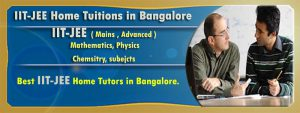 IIT-JEE Home tuitions in Bangalore