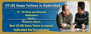 IIT-JEE Tuitions in Hyderabad