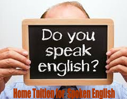 Spoken English Home Tuitions in Hyderabad